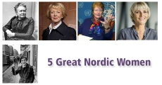 5 Great Nordic Women