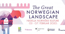 """The Great Norwegian Landscape"" - nedelja norveške kulture u Beogradu"